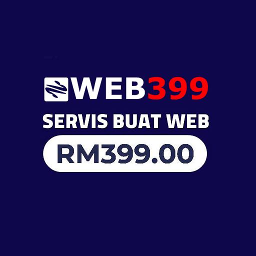 Servis Buat Web - RM399