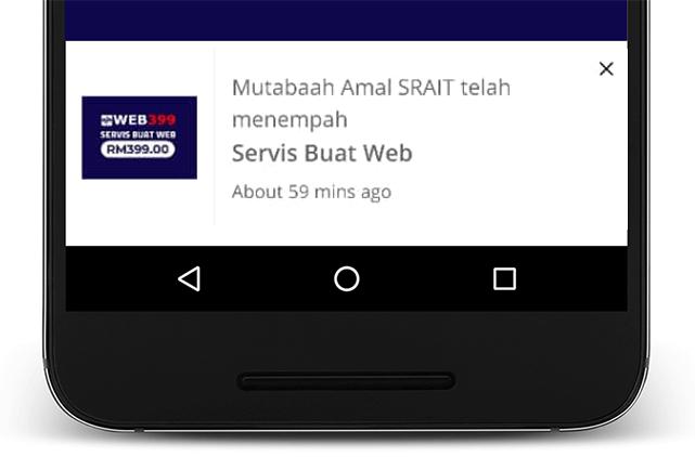 Buat Website